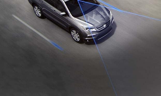 Lane Departure Warning and Mitigation