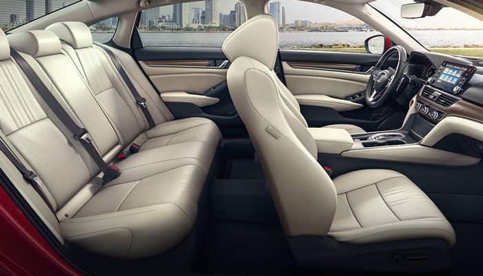 2019 Honda Accord Interior Side View