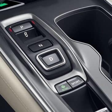2019 Honda Accord interior detail