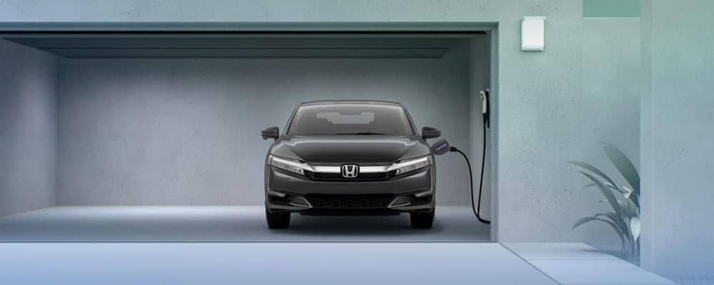 Hybrid Honda Charging