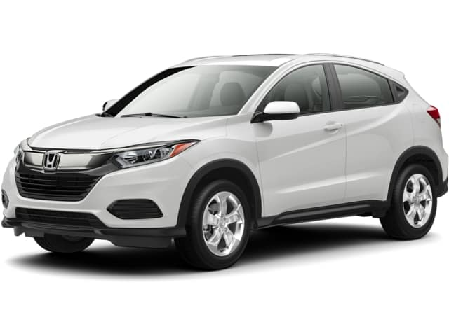 2019 Honda HR-V Models