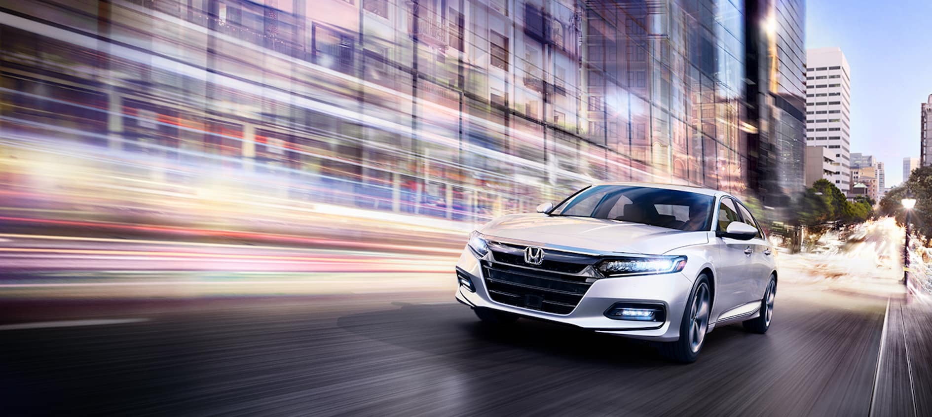 2019 Honda Accord Front Exterior