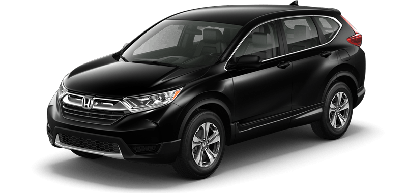 2019 Honda CR-V in Crystal Black