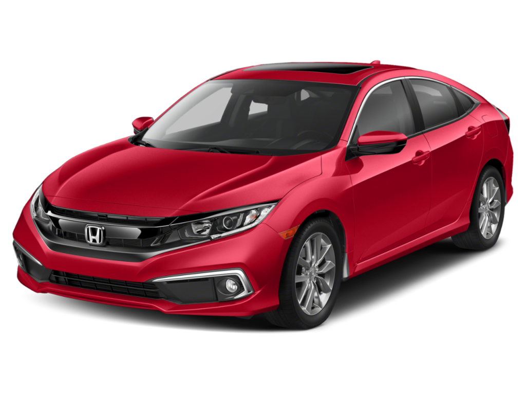 2019 Honda Civic Models