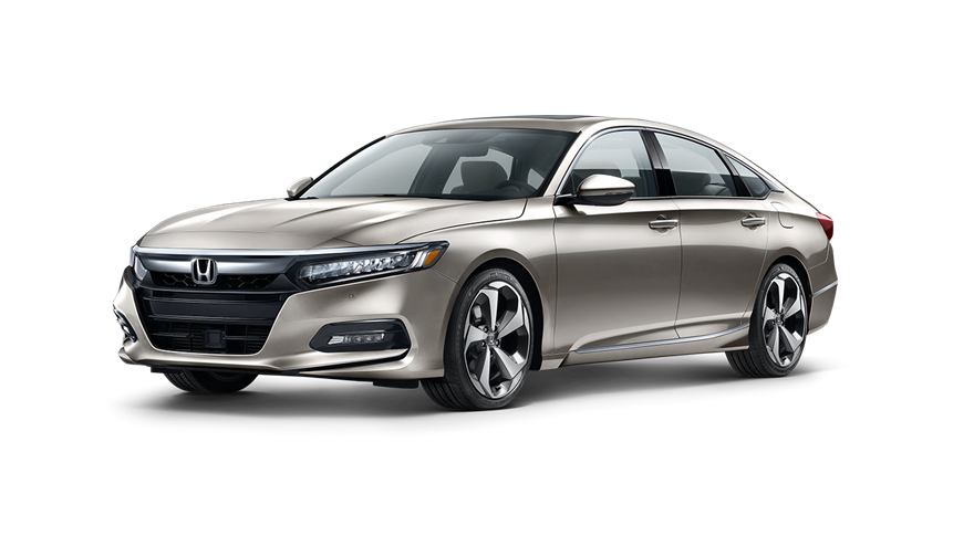 2019 Accord Champagne Frost Pearl