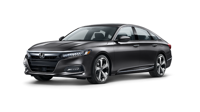 2019 Accord Modern Steel Metallic