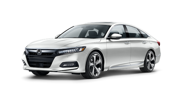 2019 Accord Platinum White Pearl