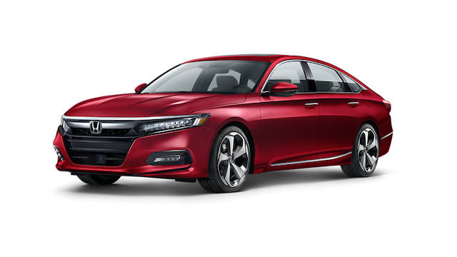 2019 Accord Radiant Red Metallic