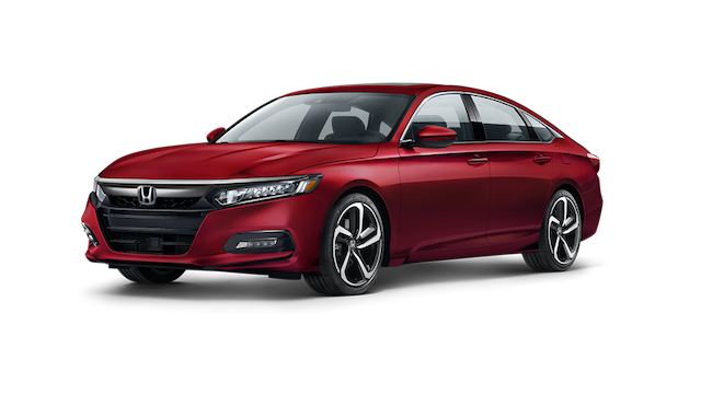 2019 Accord San Marino Red