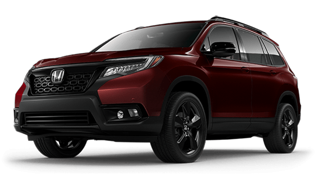 2019 Honda Passport Compare
