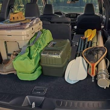 2019 Honda Passport Space