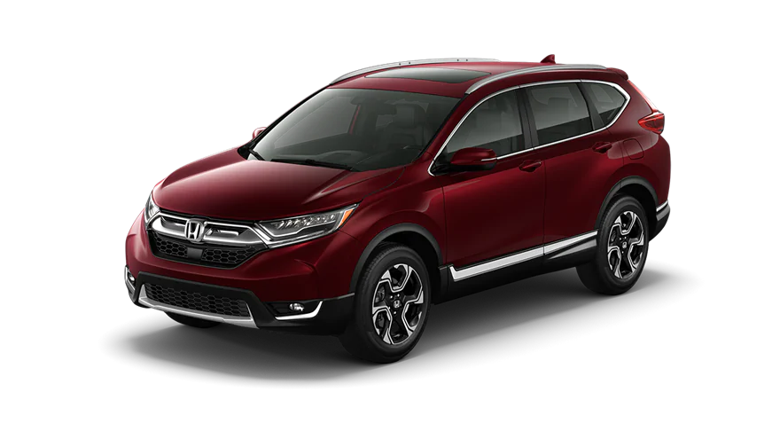 CR-V Basque Red Pearl II