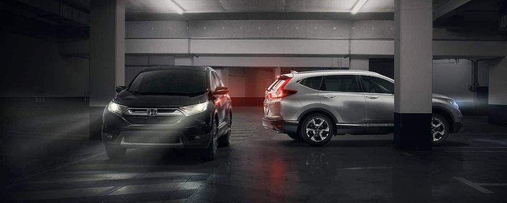 2019 Honda CR-V Models