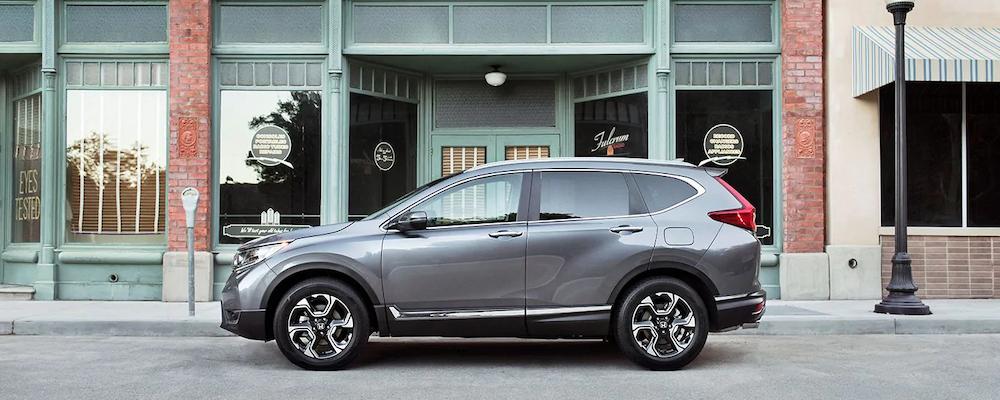 2019 Honda CR-V in profile