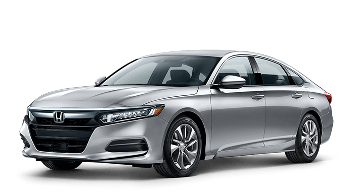 2020 Honda Accord LX Silver
