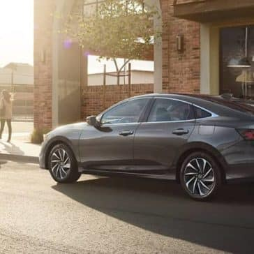2020 Honda Insight Rear