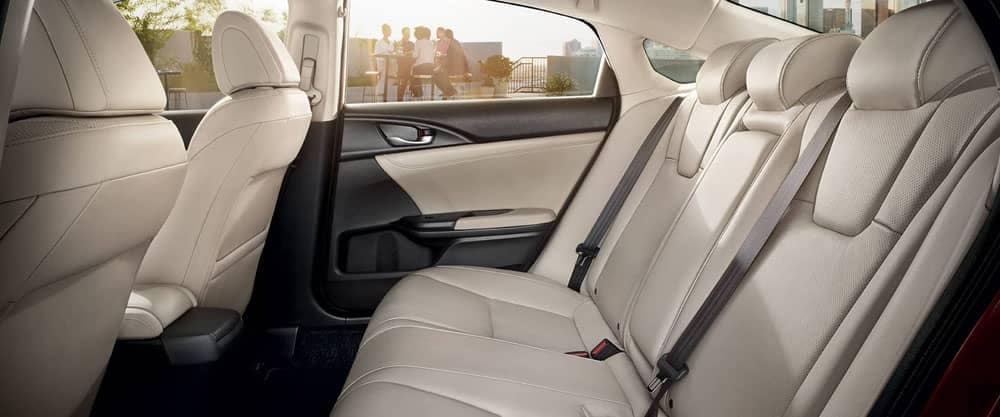 2020 Honda Insight Seating