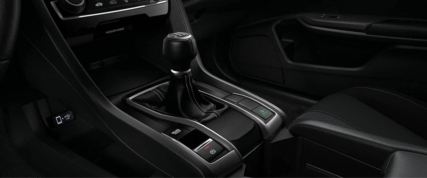 2020 Honda Civic Hatchback Shifter