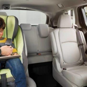 2020 Honda Odyssey Safety
