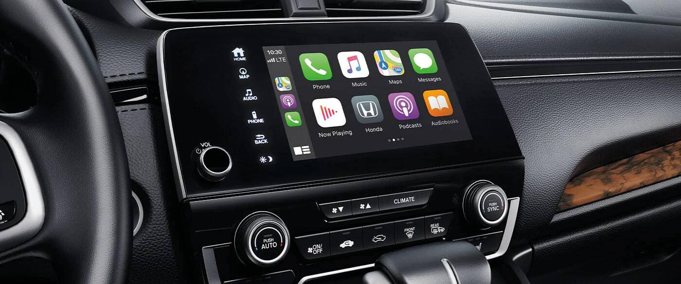 2020 Honda CR-V Touchscreen