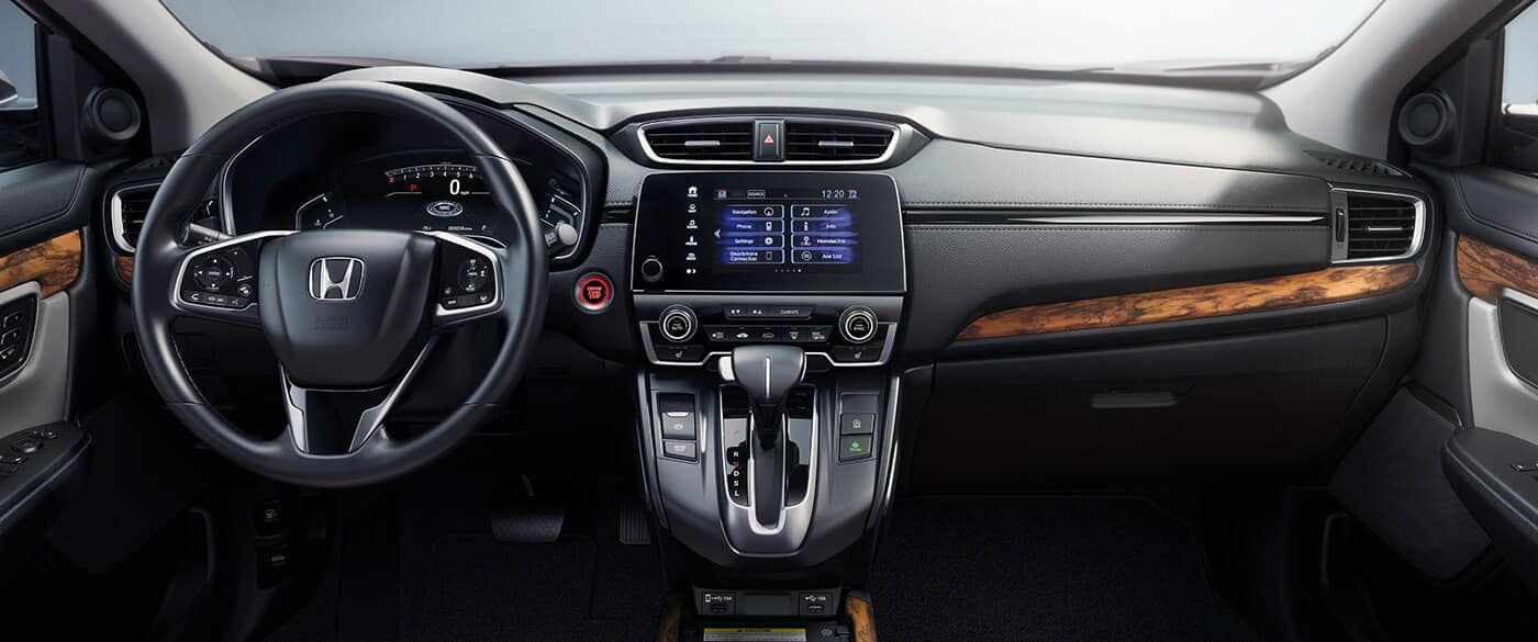 2020 Honda CR-V Dash