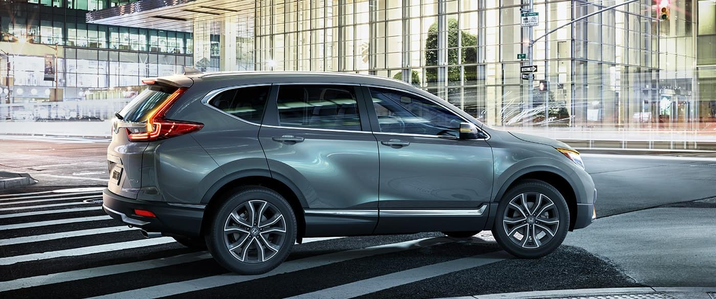 2020 Honda CR-V Driving