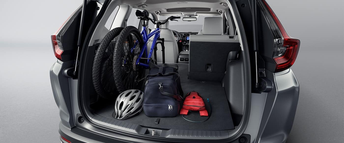 2020 Honda CR-V Trunk Space