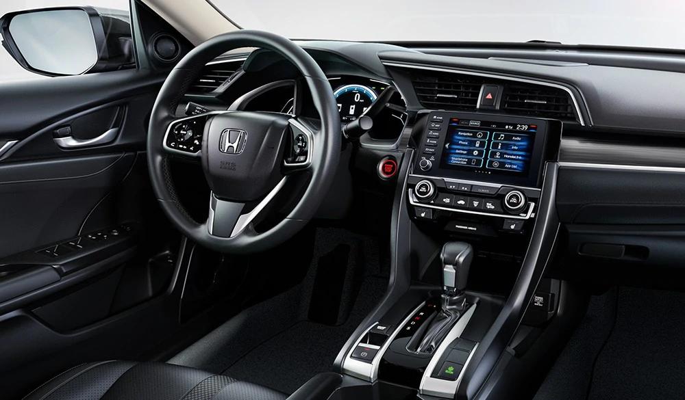 2020 Civic Sedan dashboard