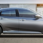 2020 Honda Civic Sedan from the side