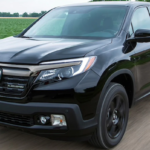 2020 Ridgeline towing a trailer