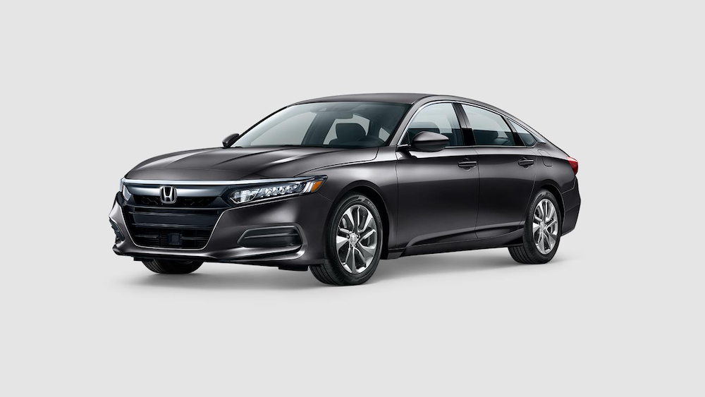 2020 Accord Modern Steel Metallic