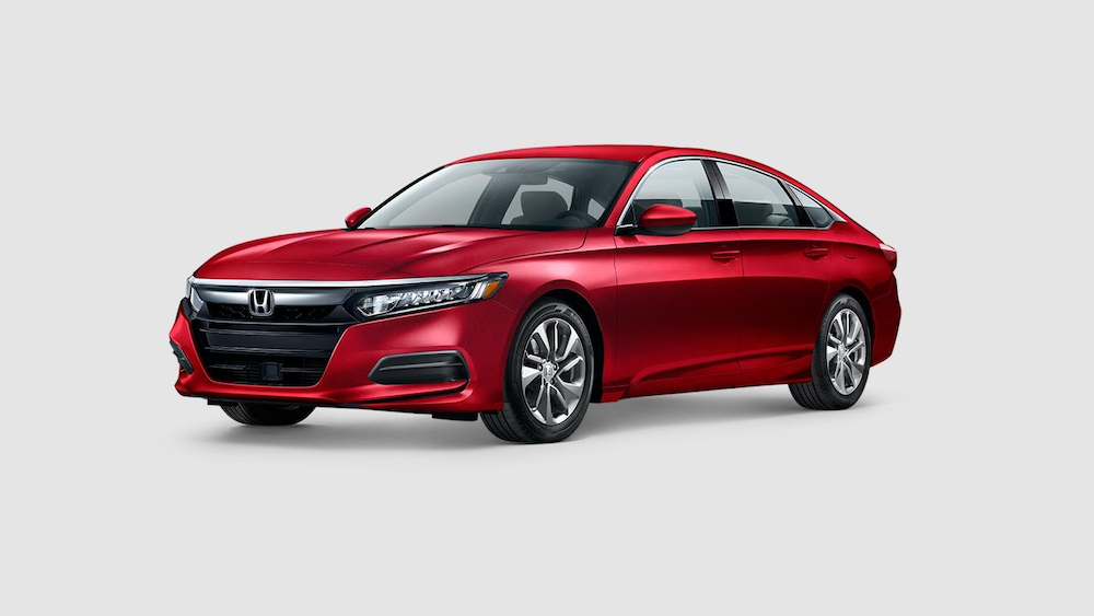 2020 Accord Radiant Red Metallic