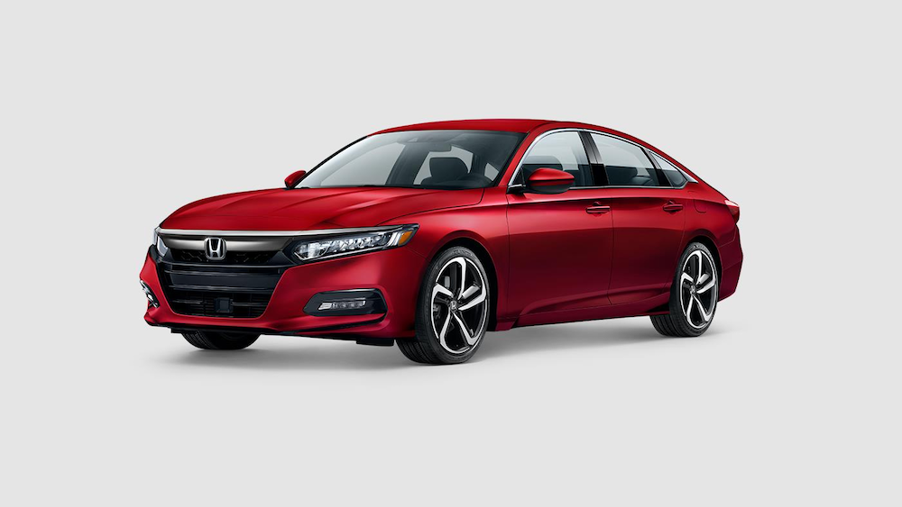 2020 Accord San Marino Red