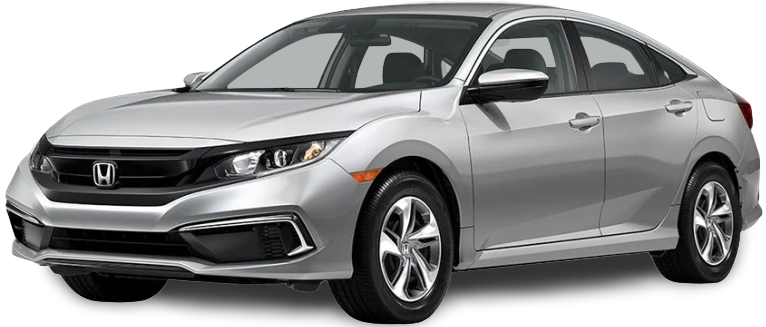 2020 Civic LX comparison