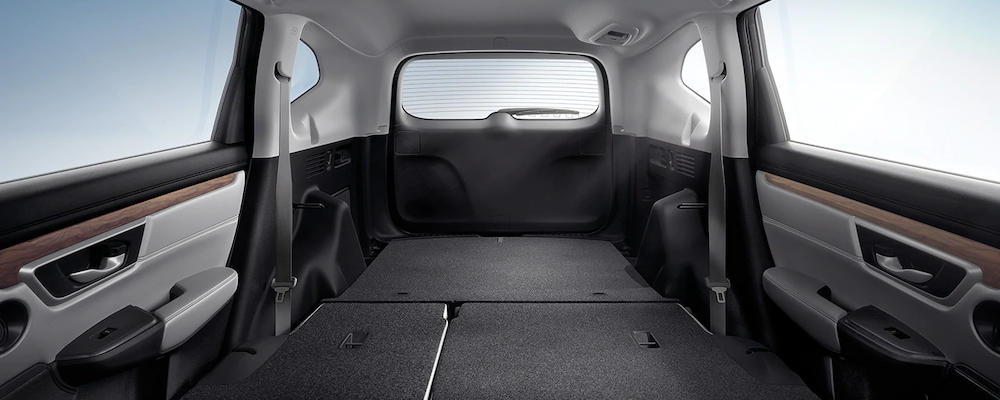 2020 Honda CR-V Cargo Area