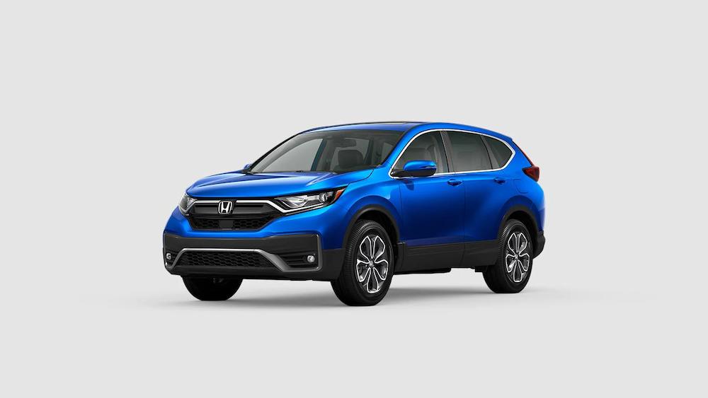 2020 Honda CR-V in Aegean Blue Metallic