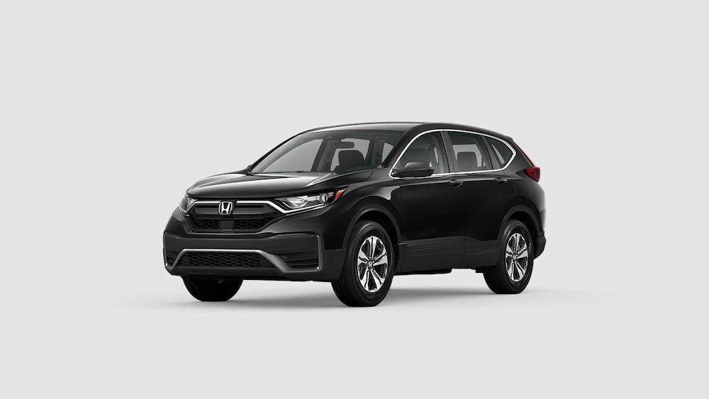 2020 Honda CR-V in Crystal Black Pearl