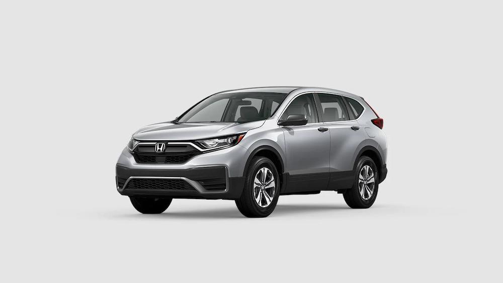 2020 Honda CR-V in Lunar Silver Metallic