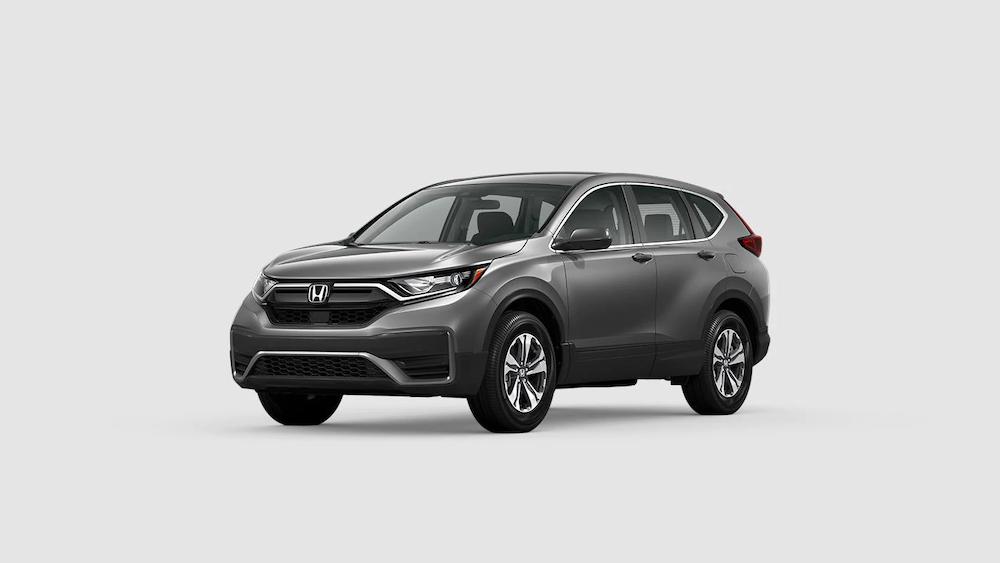 2020 Honda CR-V in Modern Steel Metallic