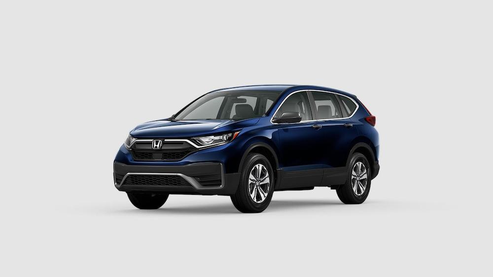 2020 Honda CR-V in Obsidian Blue Pearl