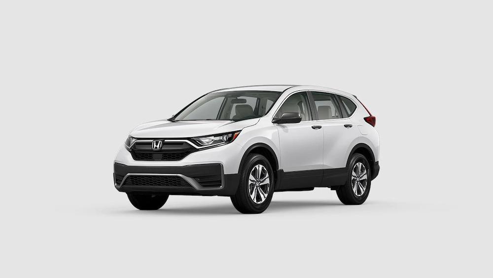 2020 Honda CR-V in Platinum White Pearl