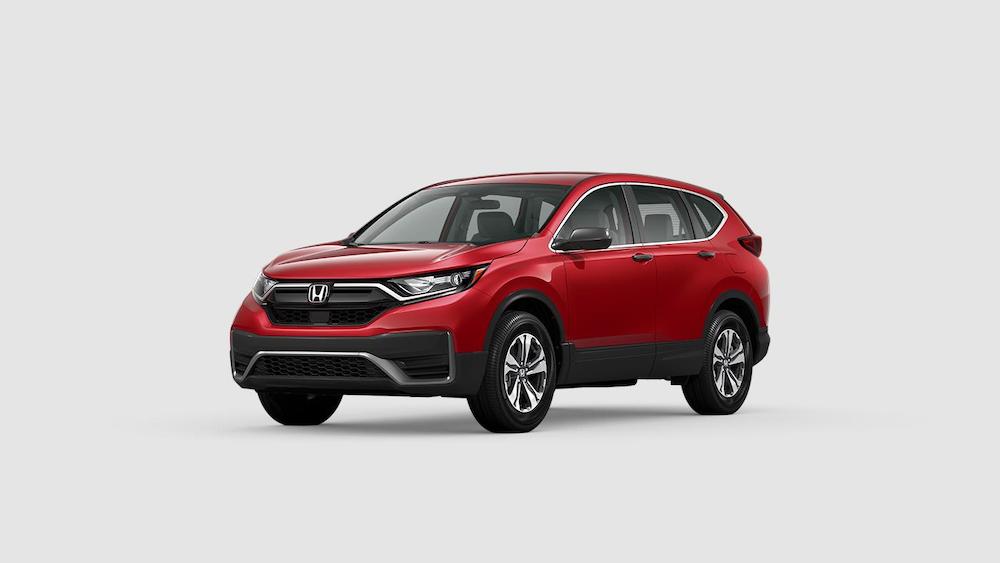 2020 Honda CR-V in Radiant Red Metallic