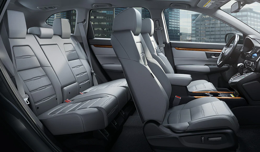 2020 Honda CR-V seating