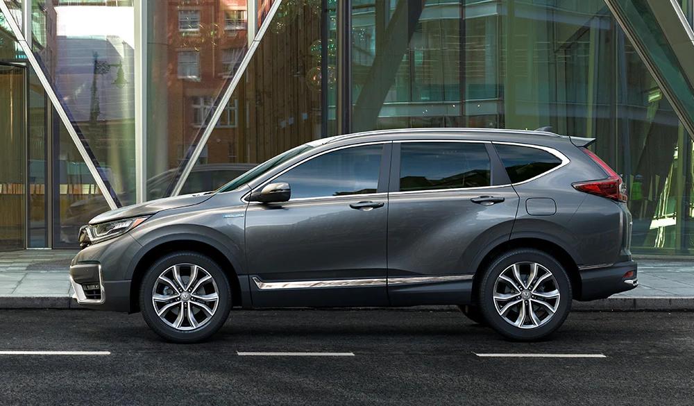 Parked 2020 CR-V Hybrid