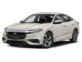 2020 Honda Insight Models