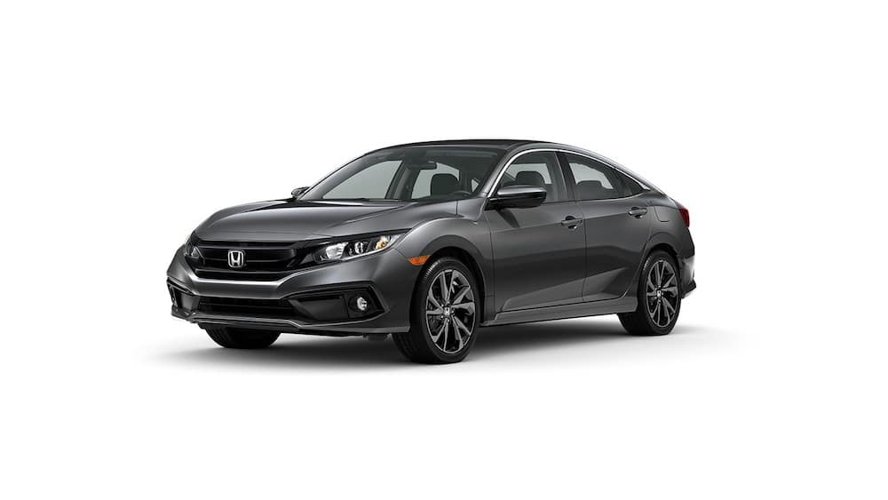 2020 Civic Sedan Sport