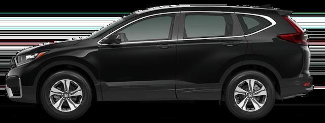 Black 2020 Honda CR-V - Comparison