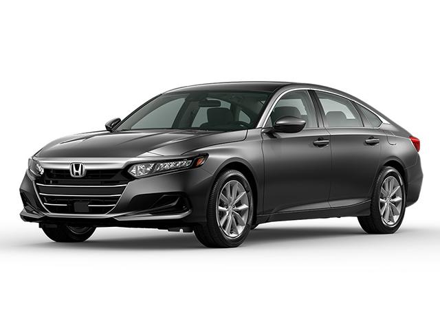 2021 Honda Accord LX AT