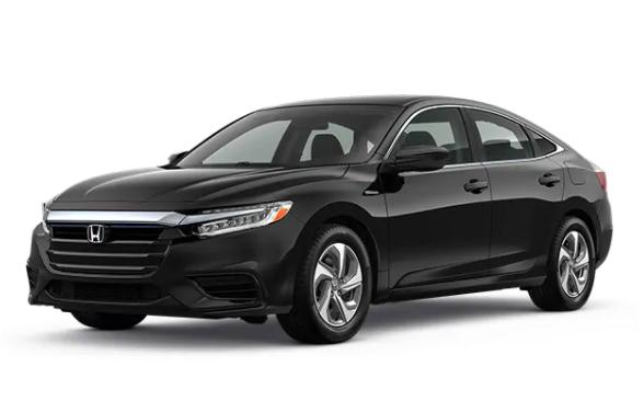 2021 Honda Insight Models