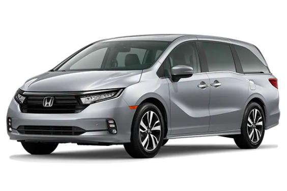 2021 Honda Odyssey Models
